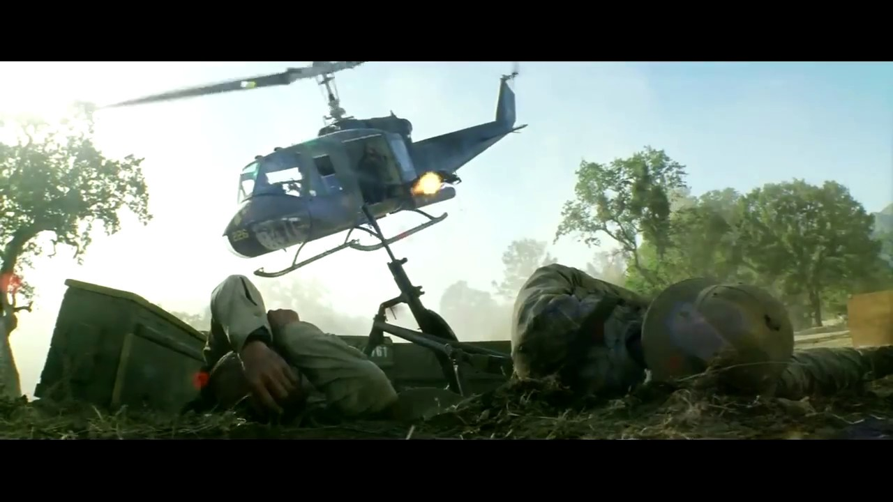 We Were Soldiers - The Final Battle Scene
