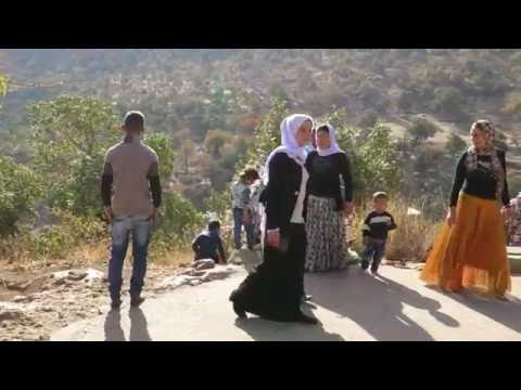 Yazidi Pilgrimage to Lalish Temple