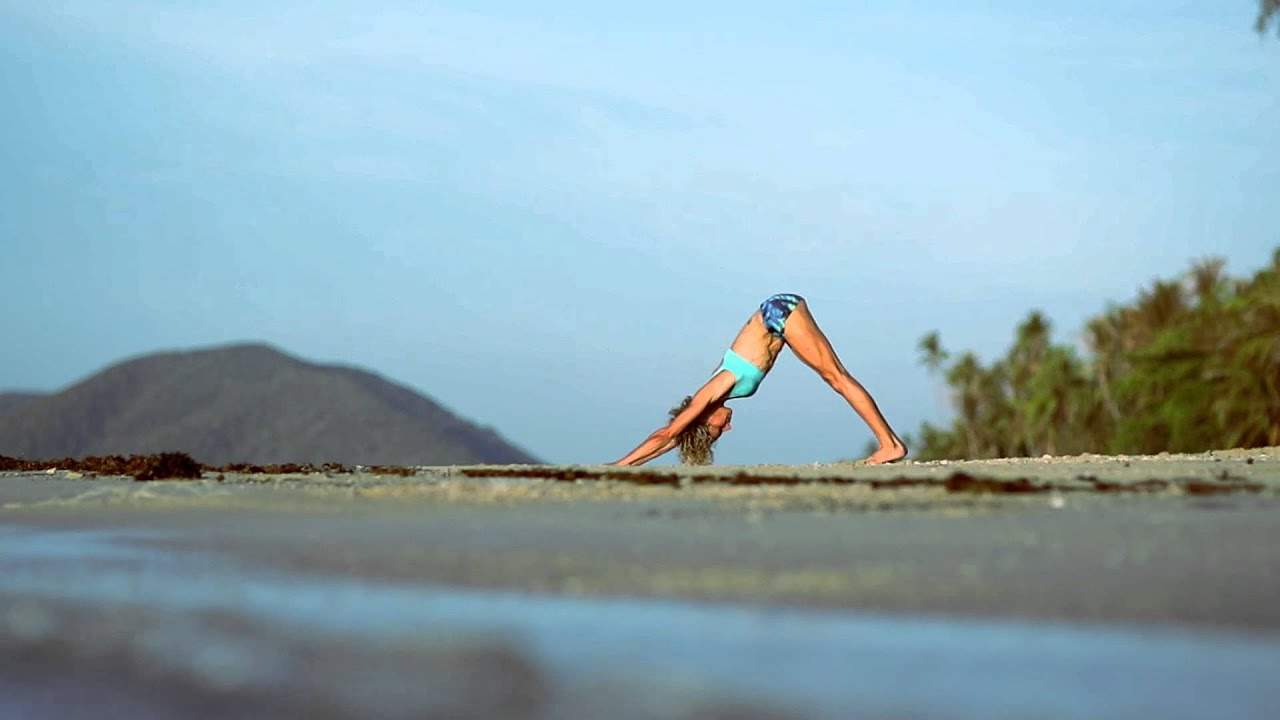 Ashtanga Yoga Sun Salutation, Surya Namaskara with Santina Giardina-Chard