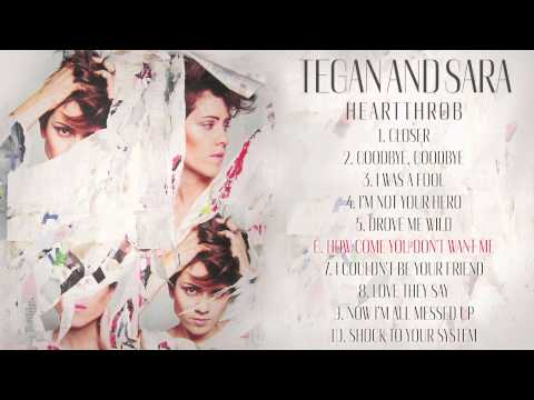 Tegan and Sara - Heartthrob Listening Session [EXTRAS]