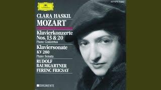 "Mozart: 12 Variations In C, K.265 On ""Ah, vous dirai-je Maman"""