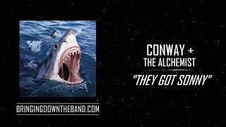 "Conway & The Alchemist ft. Cormega - ""They Got Sonny"" (Audio 