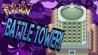 "Roblox Project Pokemon - #74 ""Battle Tower!"" - Commentaire en direct"
