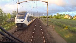 CABVIEW HOLLAND Roosendaal - Zevenbergen - Dordrecht SLT 2015
