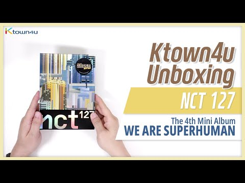 KPOP Ktown4u com : NCT 127 - Mini Album Vol 4 [NCT #127 WE