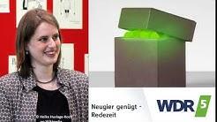 [AUDIO] Roger Willemsens Nachlassverwalterin - Insa Wilke | WDR 5 Neugier genügt (10.11.2017)