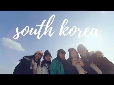 TRAVEL VLOG⎜SEOUL AND BUSAN, SOUTH KOREA