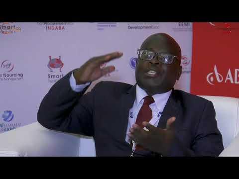 Edward Majogwe @ SPW Indaba / CIPS Pan African Conference 2017