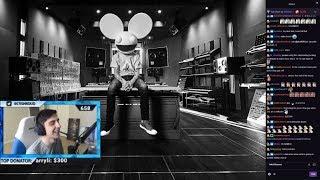 Shroud Reacts To Deadmau5's House