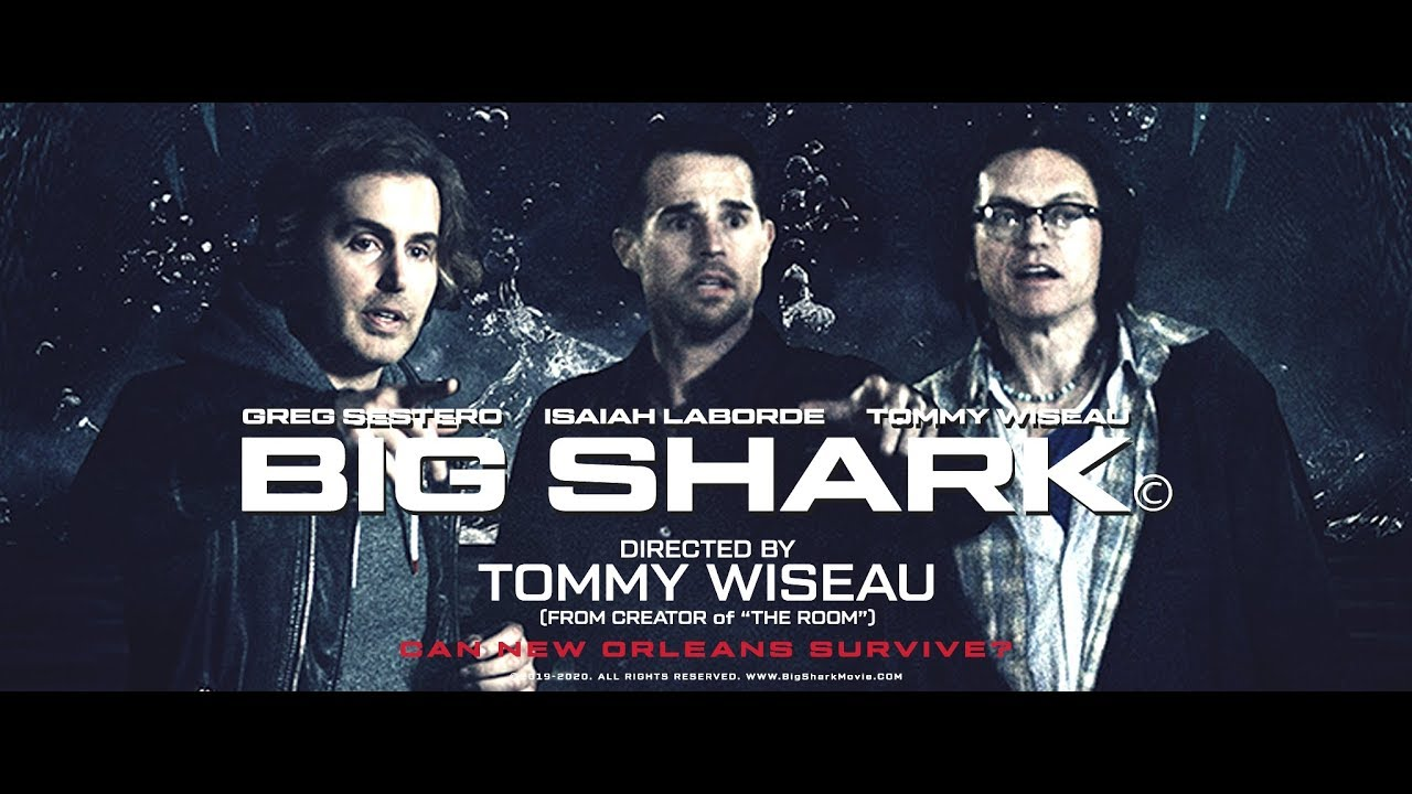 BIG SHARK Official Trailer 1 (2019) Shark Movie HD