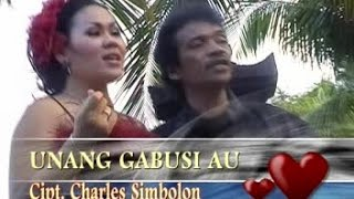 Siska Sianturi, Charles Simbolon - Unang Gabusi Au - (Disco Dangdut Batak)