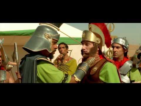 Если враг атакует, империя наносит ответный удар.