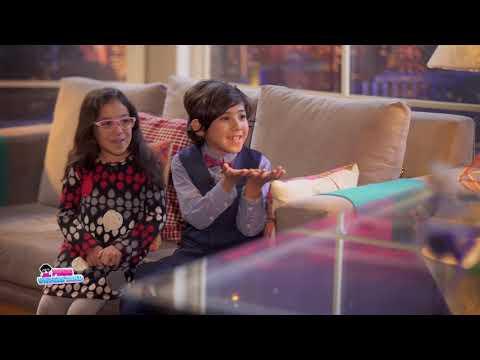 ميس اندرستاند | ادم و مايا في غرفة 'مقلب اللقاء التليفزيوني'