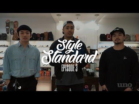 Style Standard: Leonardo & Jose De Asis