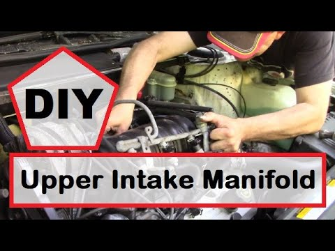 Absolute DIY Replace Upper Intake Manifold GM 3800 3.8L V6 Oldsmobile 98 Complete How-to