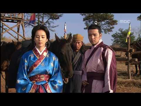 [고구려 사극판타지] 주몽 Jumong 복권하고 주몽에게 힘을 합치자는 소서노