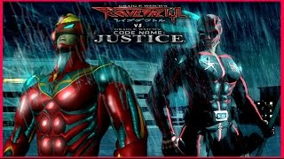 CGI Animation Award Winning Ravedactyl vs Code Name: Justice Anime 2015 NY ComicCon Leaked Trailer