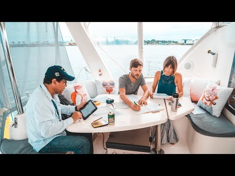 No Agent? No Problem! Transit the Panama Canal (Sailing Curiosity)