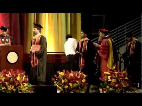 USC Viterbi Graduation 2011