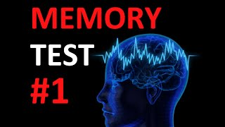 photographic memory test
