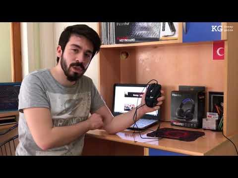 A-101'de Satılan Piranha X7 Gaming Mouse İnceleme
