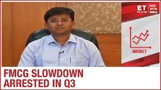 Is FMCG slowdown arrested? | SBICAP Securities' Nitin Gupta to ET NOW