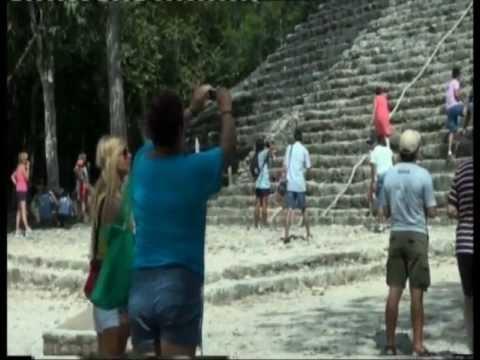 Ženy na cestách s EXIM tours - Mexiko