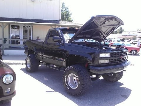 lifted 1991 short box k1500 to 550 hp youtube 1982 Chevy Lifted lifted 1991 short box k1500 to 550 hp