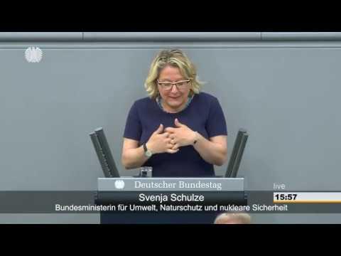 Bundestag: Aktuelle Stunde zum Klimaschutz