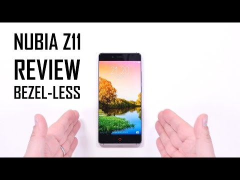 UNBOXING & REVIEW - ZTE NUBIA Z11 - NU ARE MARGINI!