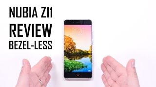 UNBOXING & REVIEW - NUBIA Z11 - NU ARE MARGINI!