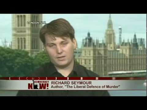 Darcus Howe & Richard Seymour on UK Massive Social Unrest and Riots (Democracy Now!) 1 of 2