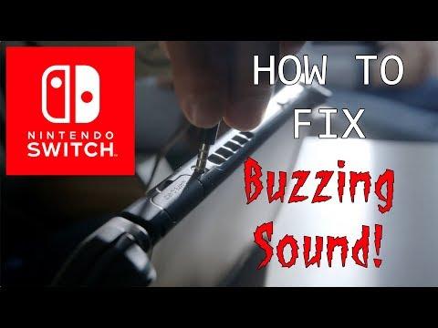 how-to-fix-nintendo-switch-buzzing-sound!!