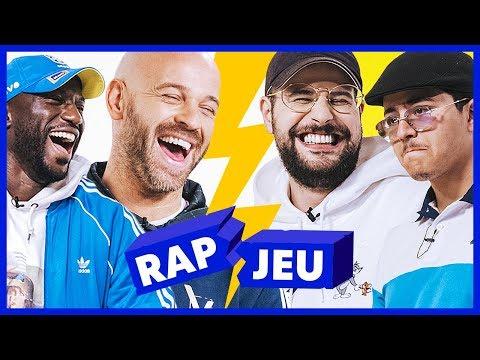 Youtube: Hakim Jemili & Brahim vs Franck Gastambide & Sam's – Rap Jeu #23