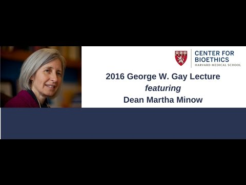 Religion, Medicine, and Law: How to Heal When Values Conflict, Martha Minow