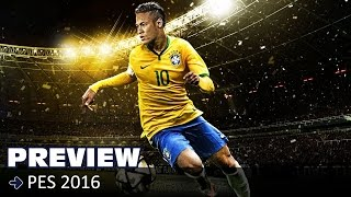 Preview - PES 2016