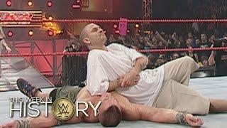 Kevin Federline beats John Cena on Raw: This Week in WWE History, Dec. 31, 2015