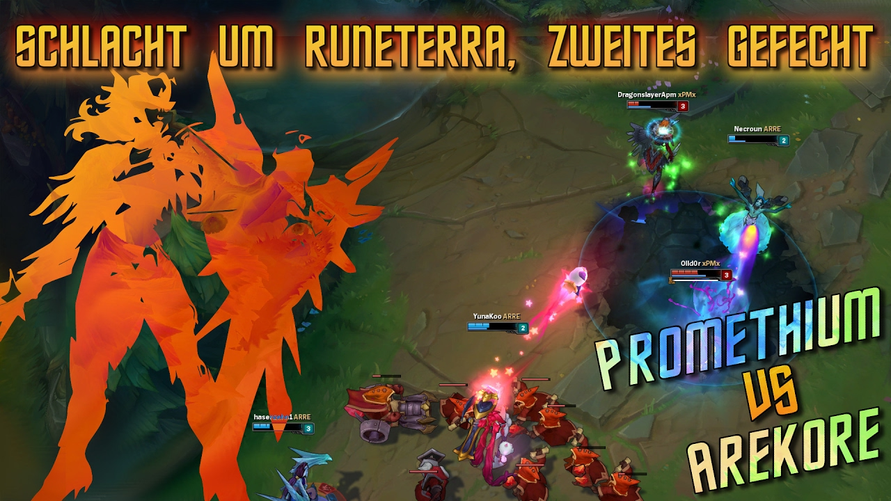 League Of Runeterra Spielen