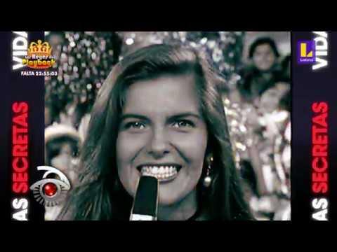Vidas Secretas - Mónica Santa María (8/3/2020)
