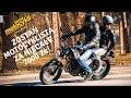 Pierwszy motocykl - Romet SCMB 125 2018 - test