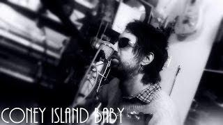 ONE ON ONE: Joseph Arthur w/ Reni Lane - Coney Island Baby, New York City 02/22/14