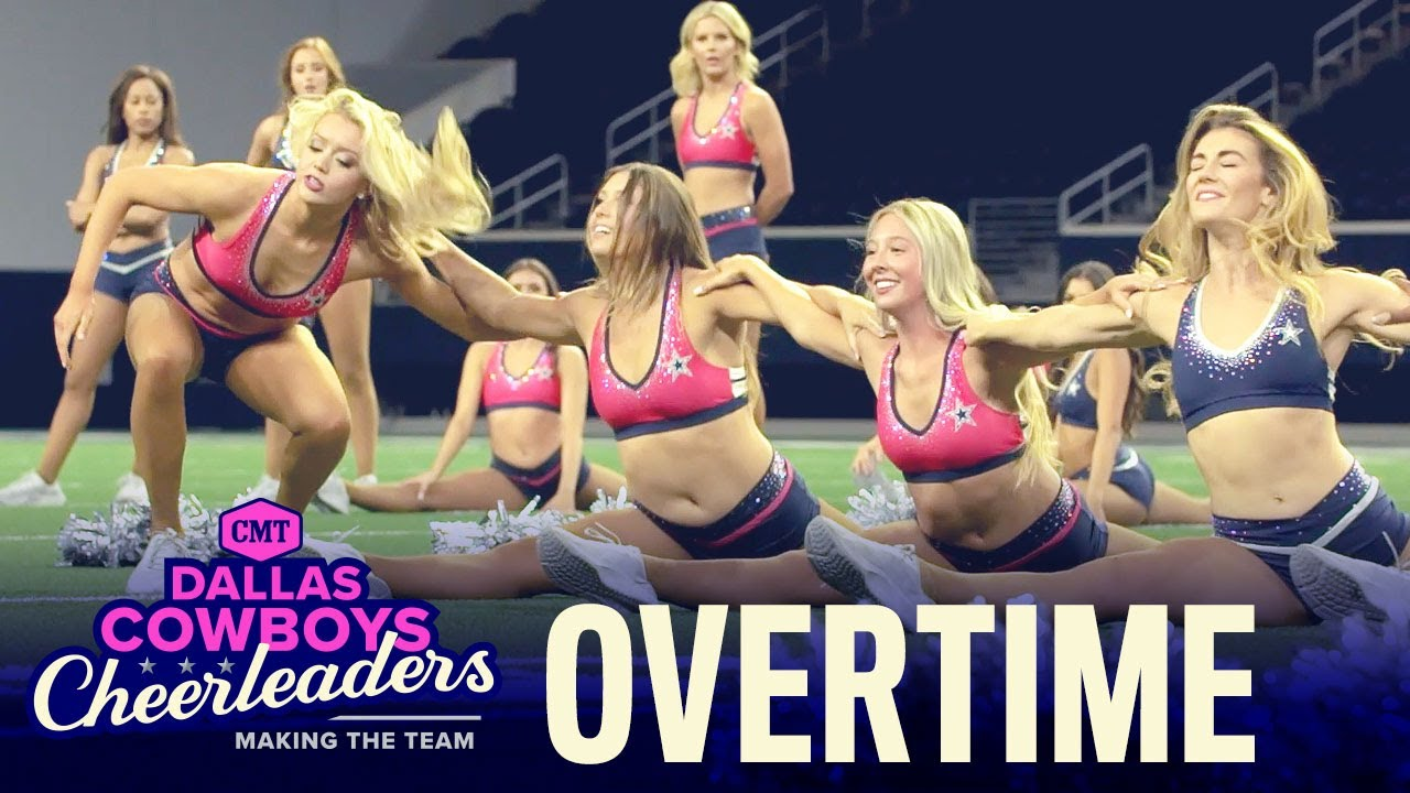 Download OVERTIME Ep. 1606   Dallas Cowboys Cheerleaders: Making the Team