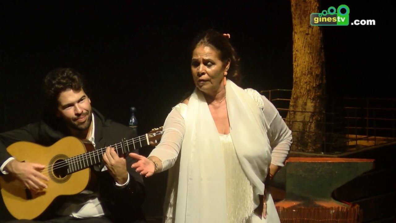 Aurora Vargas y Pansequito llenaron cada rincón de El Tronío con un inigualable espectáculo flamenco