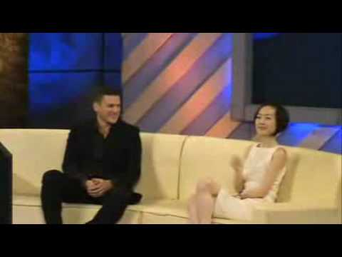 Wentworth Miller ~ 'Date with Lu Yu' 3/1- about his experiences