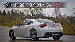 2020 Toyota 86 TRD | The Best and Last Chapter