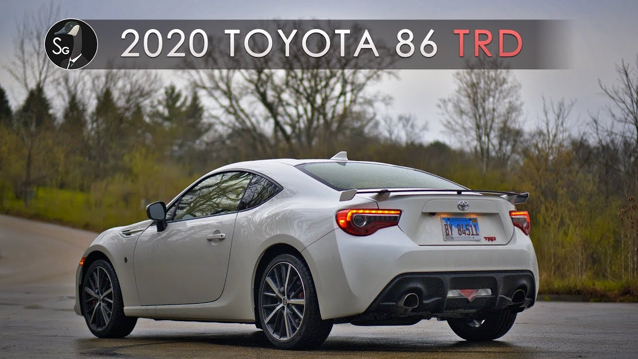2020 Toyota 86 Trd The Best And Last Chapter Youtube