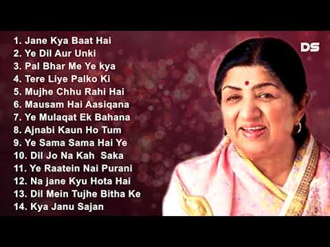 Best Evergreen Romantic Song | Lata Mangeshkar