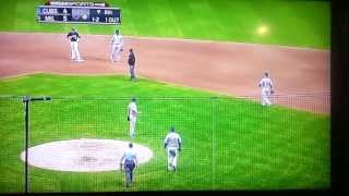Repeat youtube video Dumbest Play in Baseball History - Segura tries to Steal Second Base Twice in One Inning