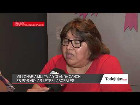 Soto tras la multa a Canchi:  ATSA necesita tener aires nuevos y una mejor dirigencia