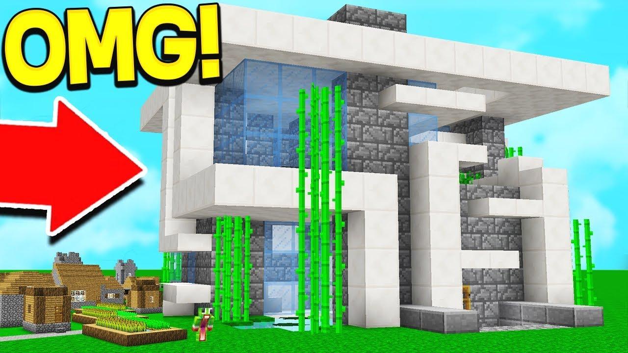 World U2019s Biggest Redstone Minecraft House